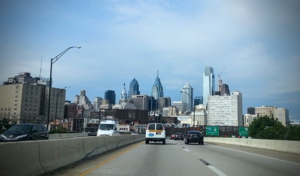 drivingintophilly